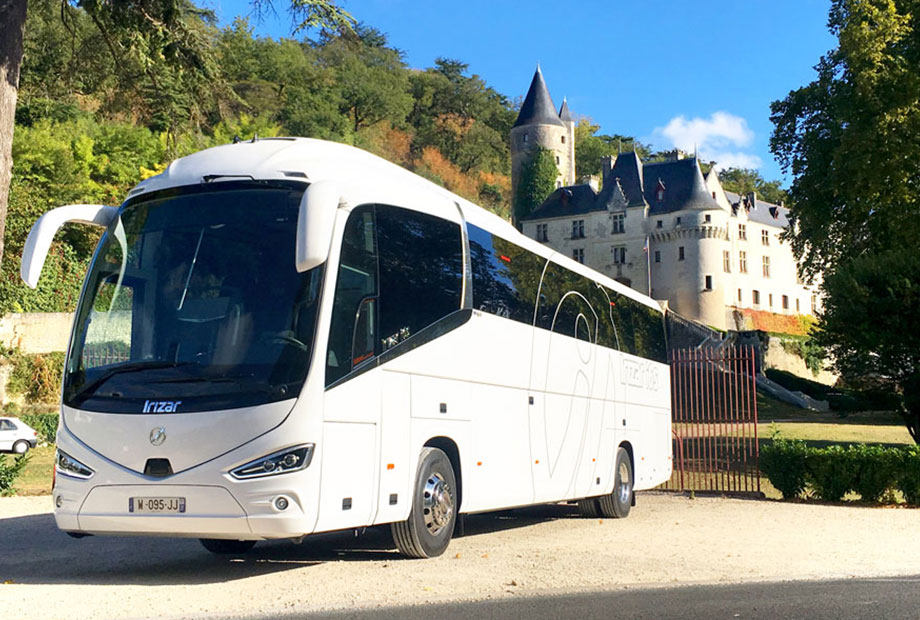 Evencars Voyage en bus